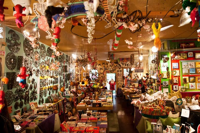 Fuego 718: Mexican Folk Art and Home Decor Shop in Brooklyn