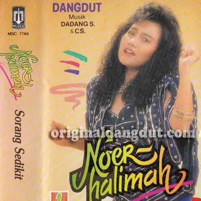 Noer Halimah - Sorang Sedikit 1991