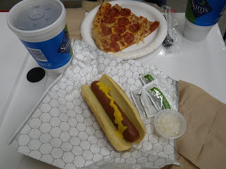 Sams Club Hot Dog Combo