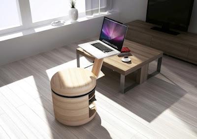 Meja Kursi Modern dan Fleksibel 1