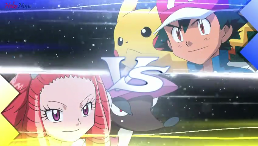 Pokemon XY Episode 18 Subtitle Indonesia