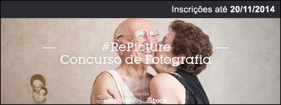 Concurso de Fotografia #RePicture