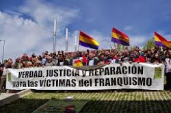 Sin justicia no habrá paz