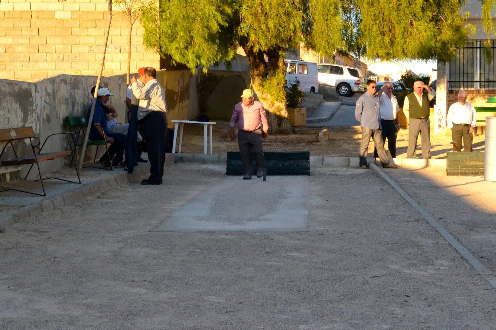 el juego del caliche  juego regional t u00edpico murciano