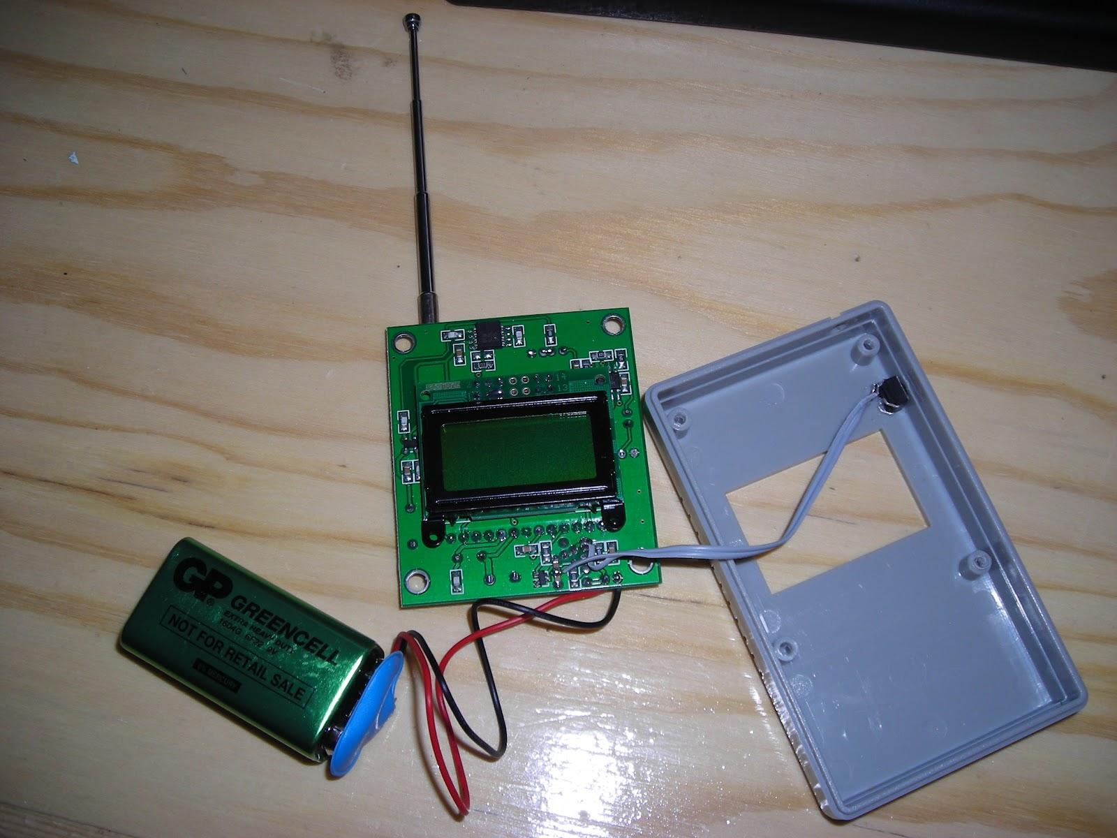 M1ktas Qrp Ham Radio Blog Gy560 Frequency Counter Home Fun Circuits June 2012