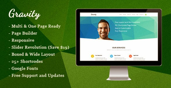 Multipurpose wp Theme