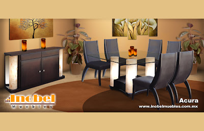 Muebles modernos m xico muebles modernos minimalistas for Comedores en mexico