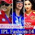 Bollywood Female Celebrities Clothing Fashion | IPL Season 2014 Bollywood Celebrities Clothing Styles