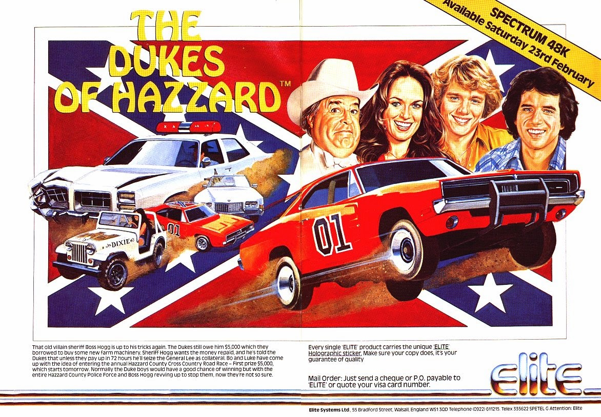 dukes of hazzard collector may 2014