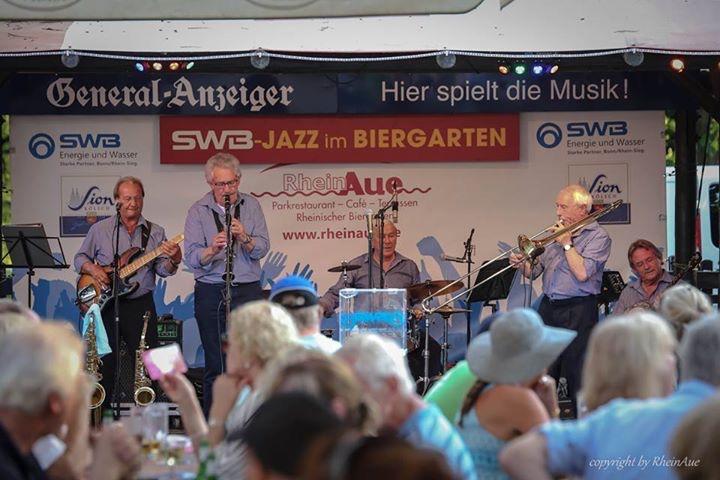 Concert Jazz im Biergarten Bonn 2015