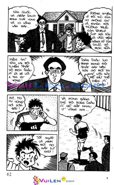 Jindodinho - Đường Dẫn Đến Khung Thành III Tập 63 page 62 Congtruyen24h