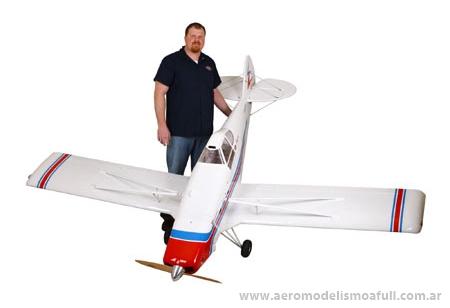 Pawnee 80cc ARF de Hangar 9