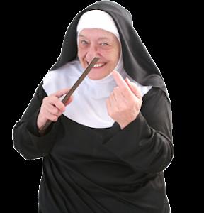 Sister Knucklecracker Has a Request
