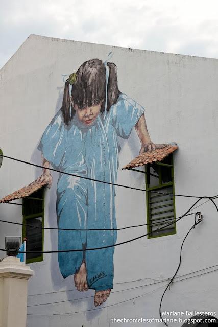 penang painting street art