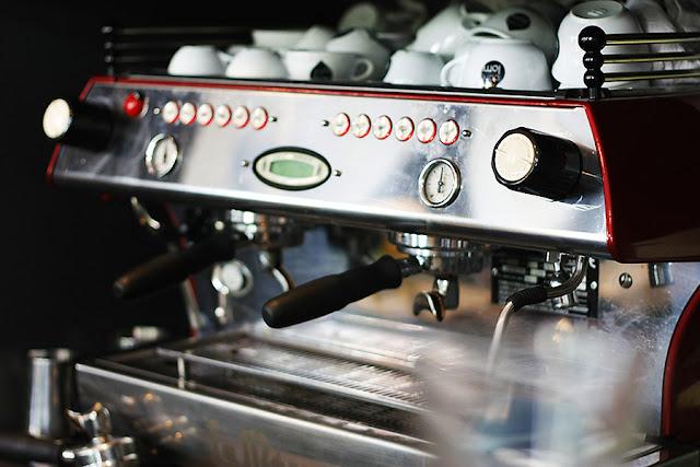 le bal café espresso machine