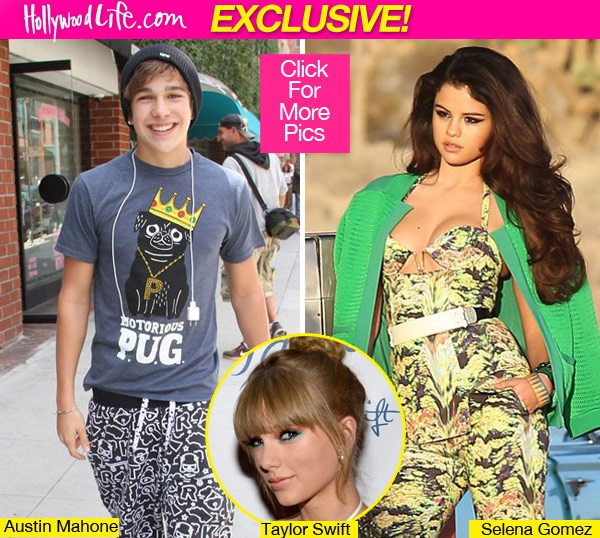 from Marco austin mahone dating taylor swift