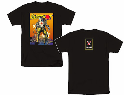 """Bloodshot Classic"" Valiant Comics T-Shirt by Barry Windsor-Smith"