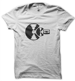 Pacman Vinyl T-Shirt