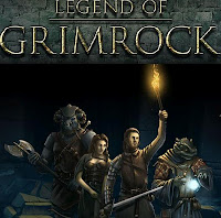 Legend of Grimrock walkthrough.