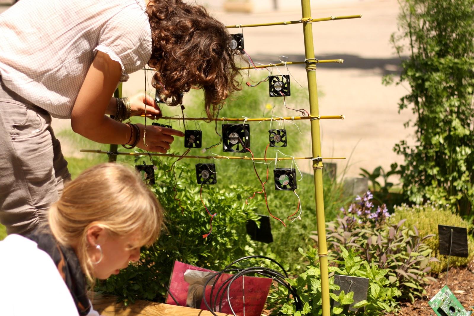 Cahors juin jardins le festival qui cultive l 39 art qui - Effroyables jardins histoire des arts ...