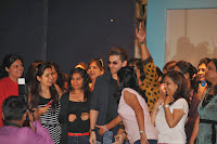 Neil Nitin Mukesh at Lavasa Women's Drive Meet