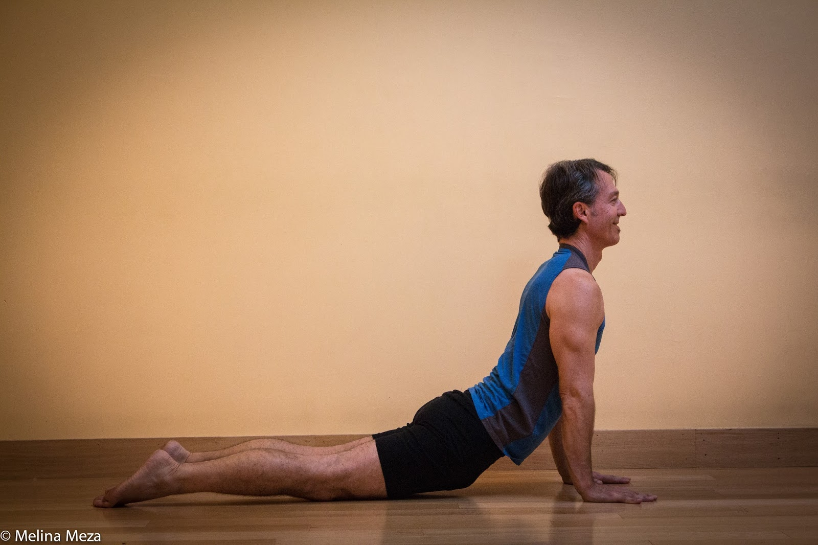 Compared To Our Other Variations The Classic Version Of Cobra Pose Creates Largest Overall Backbend In Your Entire Spine Maximizing Back Muscle