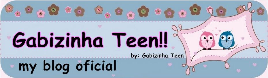 Gabizinha Teen Oficial