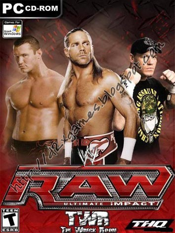Free Download Games - WWE RAW Ultimate Impact 2009