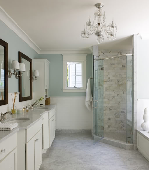 Marble Bathroom Paint Colors