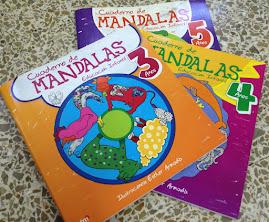 OTRA SUGERENCIA: CUADERNOS de MANDALAS de EDUCACIÓN INFANTIL para INCLUIR en LA CARTA a LOS REYES