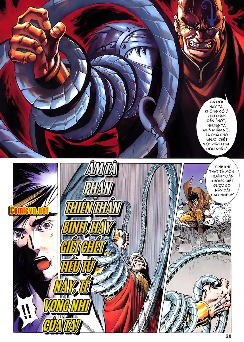 Lục Đạo Thiên Thư chap 11 - Trang 26