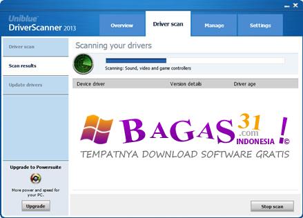 Uniblue DriverScanner 2013 v4.0.10 Full Serial 2