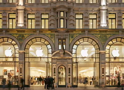 apple store regent street 