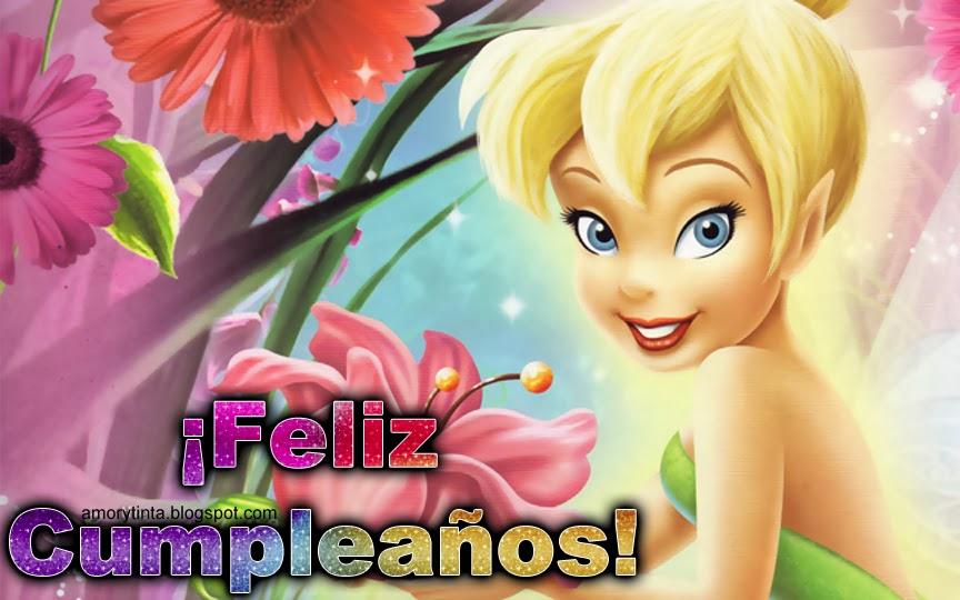 campanita deseando feliz cumpleaos with cumpleaos para nia