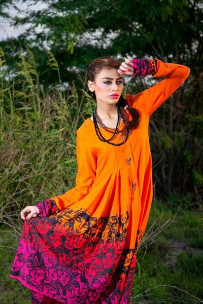 Annus Abrar Winter collection 2013 For Women