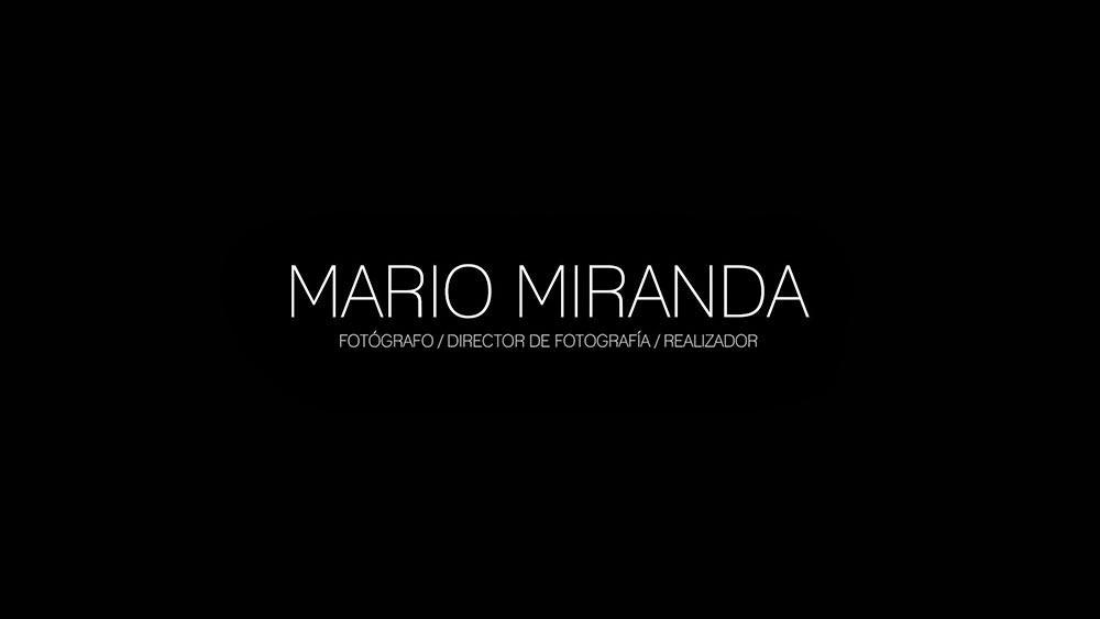 MARIO MIRANDA | Fotógrafo profesional Albacete