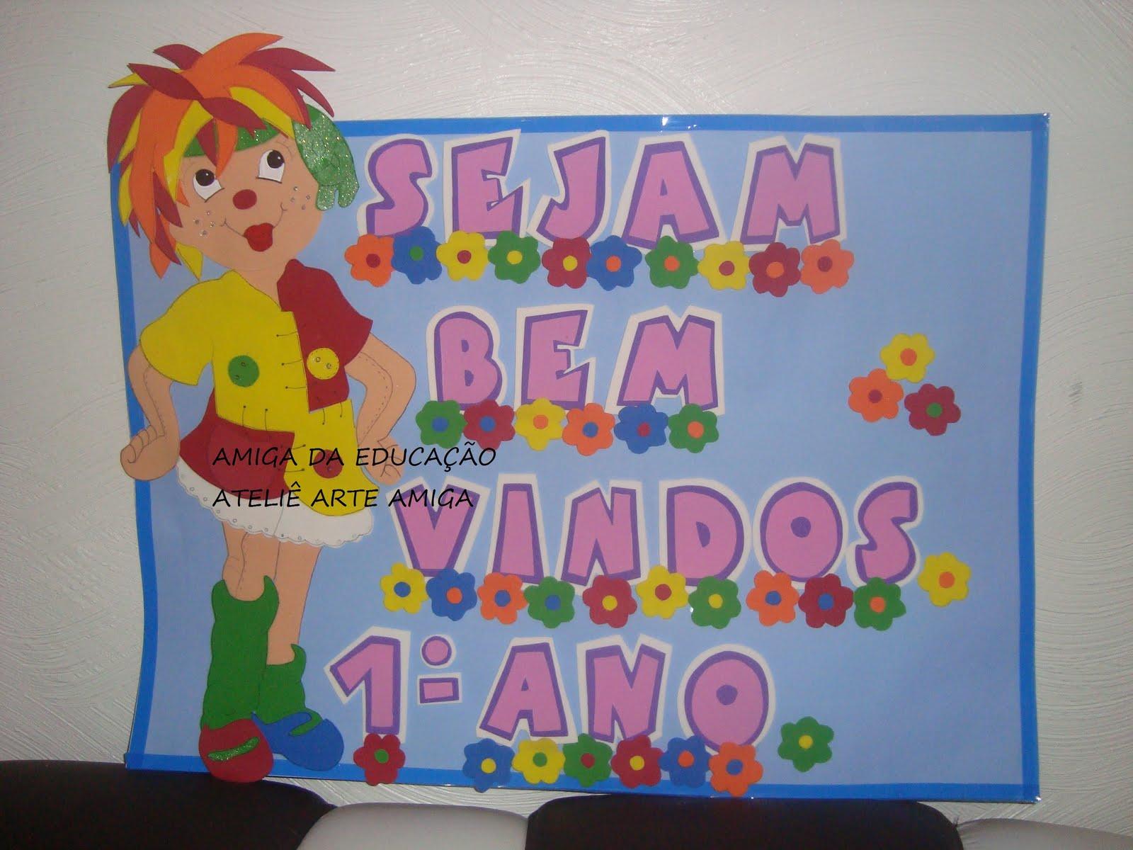 Ateli arte amiga painel em lia turma do s tio sejam for Mural de natal 4 ano