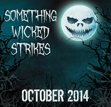 GIVEAWAY! Something Wicked Strikes Blog Hop