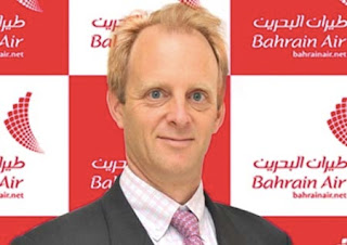 Bahrain Air CEO Richard Nuttall speaks to AviationWriter.com