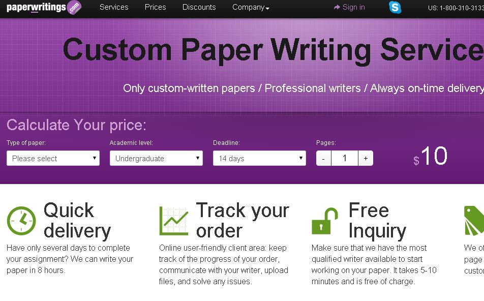 custom writings review