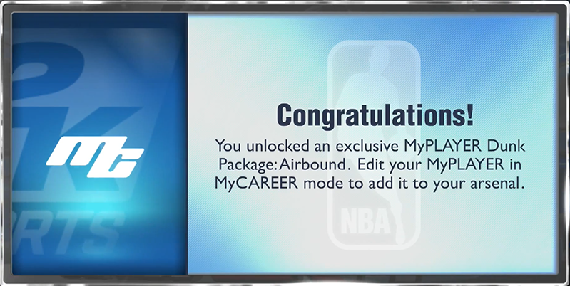 NBA 2K14 Locker Codes - Unlock Verticality & Airbound Dunk Packages