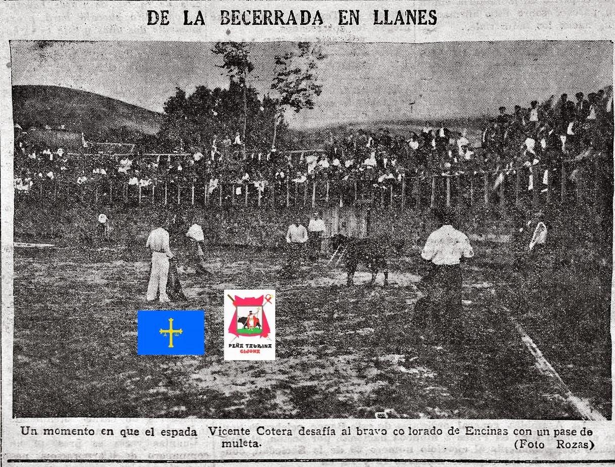 LLANES BECERRADA