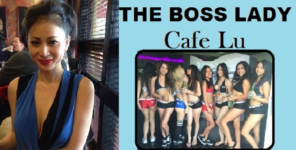 "Profil Dan Video ""The Boss Lady "" Natalie Ngan Nguyen Pemilik / Owner Cafe Lu"