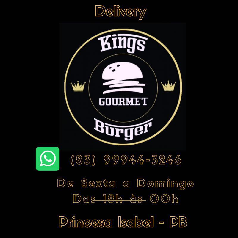 Kings Burger Delivery