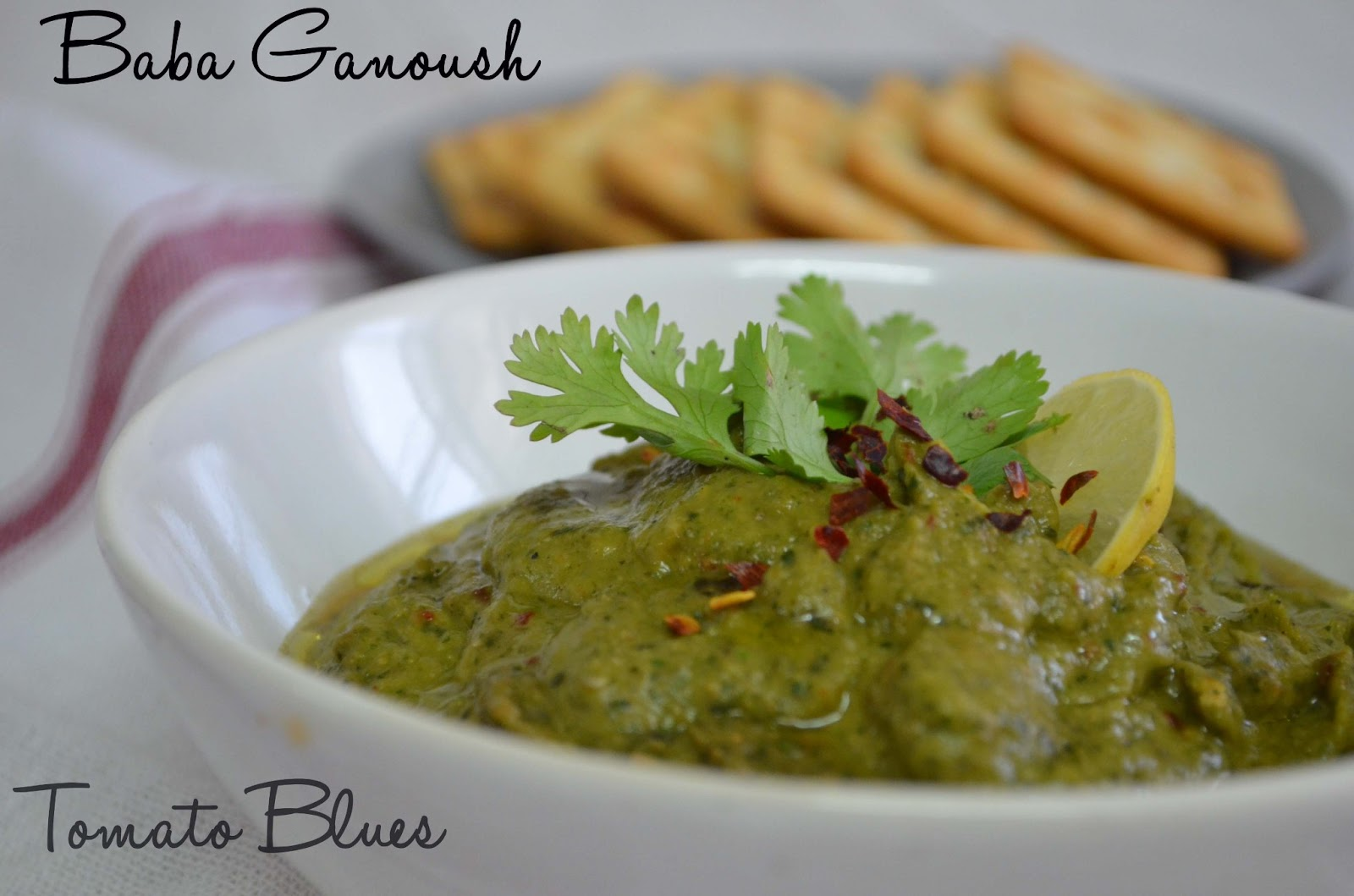 Baba Ganoush Recipe | Easy Dips And Spreads Recipe - Tomato Blues
