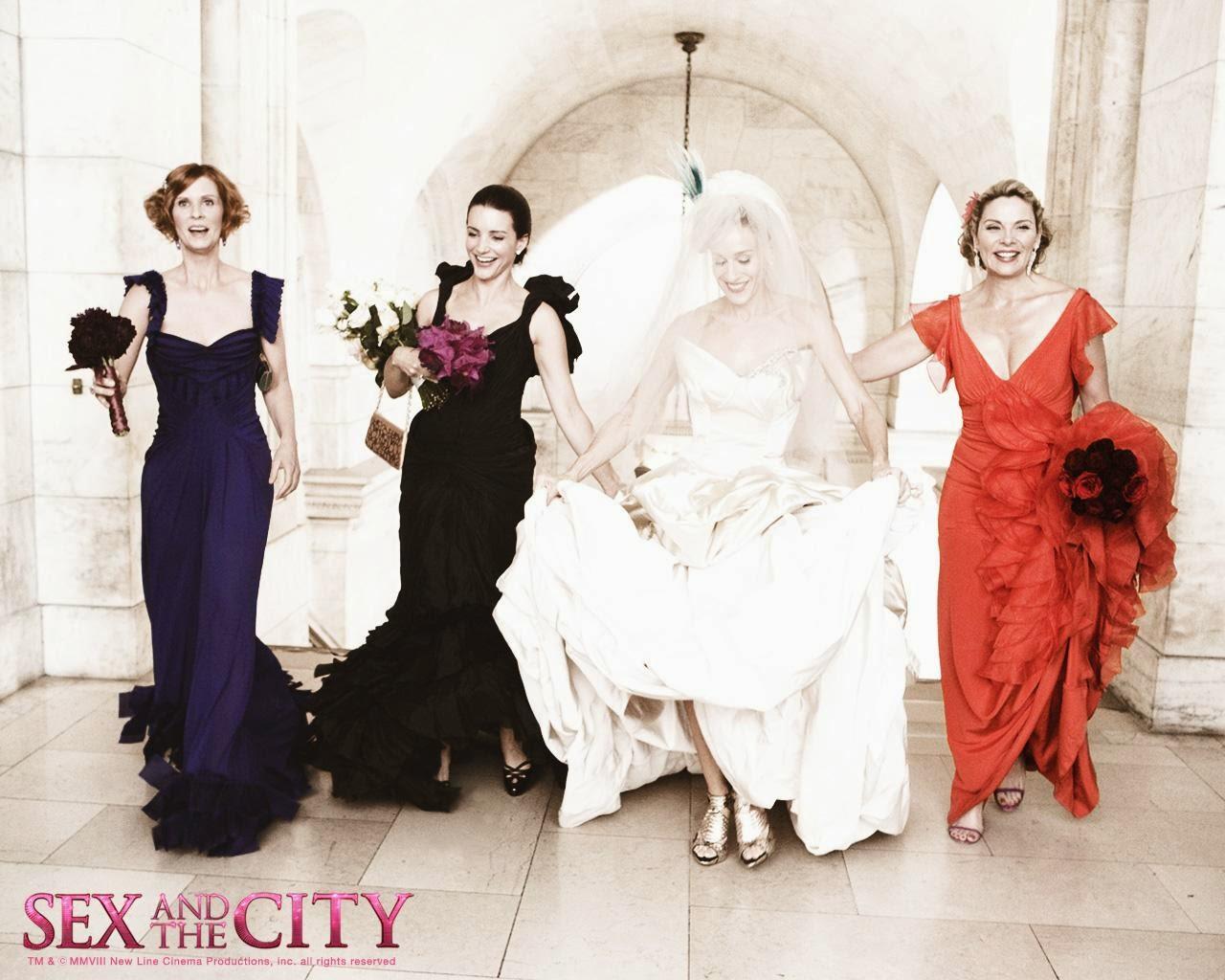4 ulubione filmy o ślubach i ze ślubami w tle