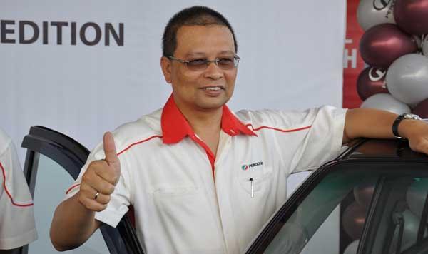 Perodua, Datuk Aminar Rashid Salleh