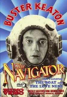Chiếc Tàu Navigator - The Navigator