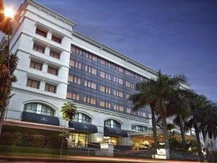 Hotel Bintang 5 di Bandung - The Papandayan Hotel