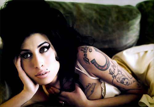 Hot Amy Winehouse